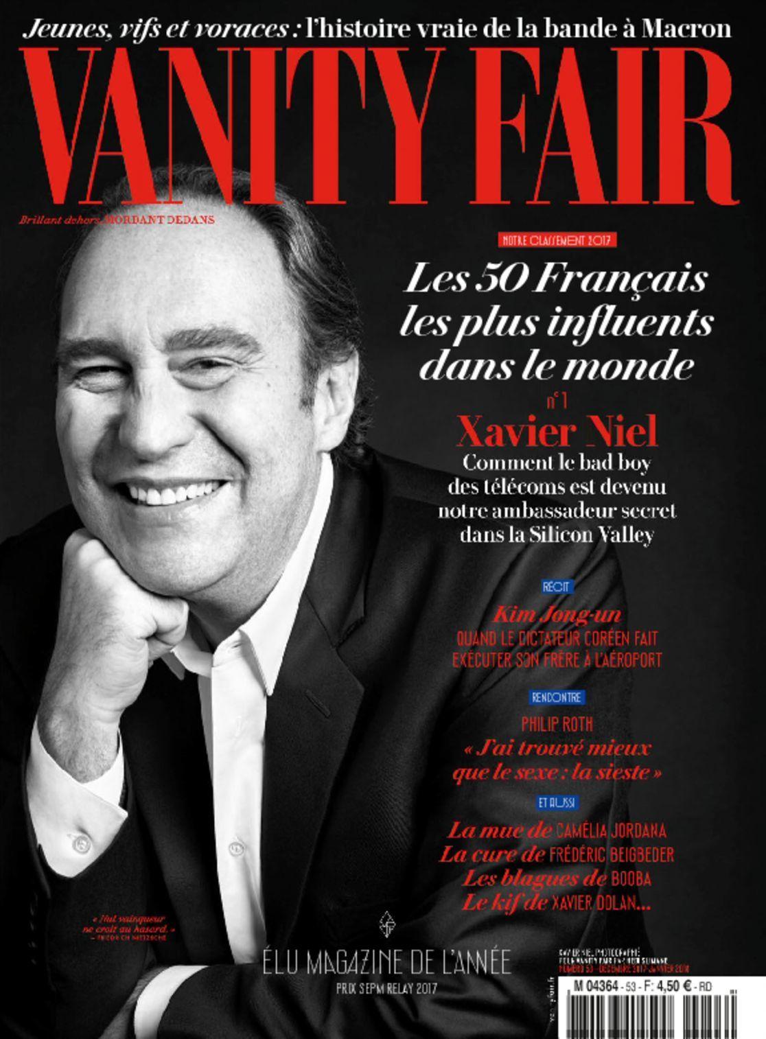 Vanity Fair France Digital