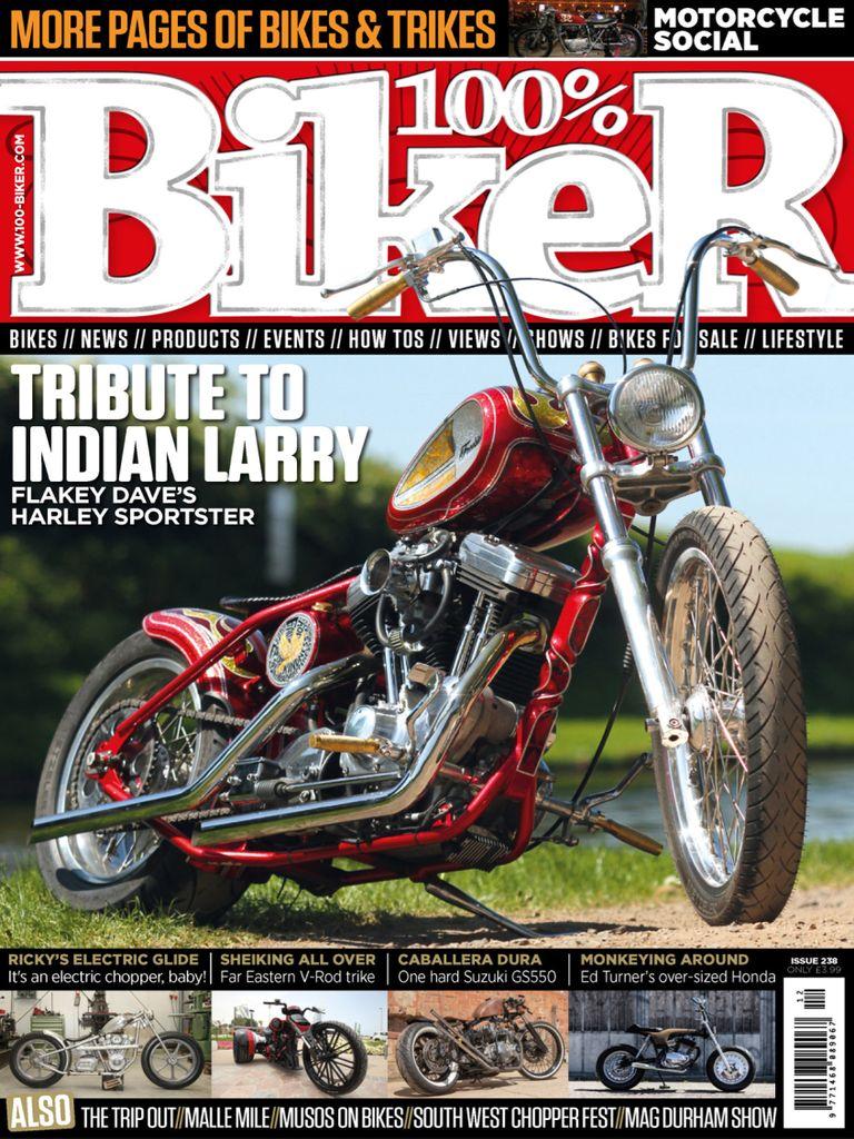 100 Biker Digital