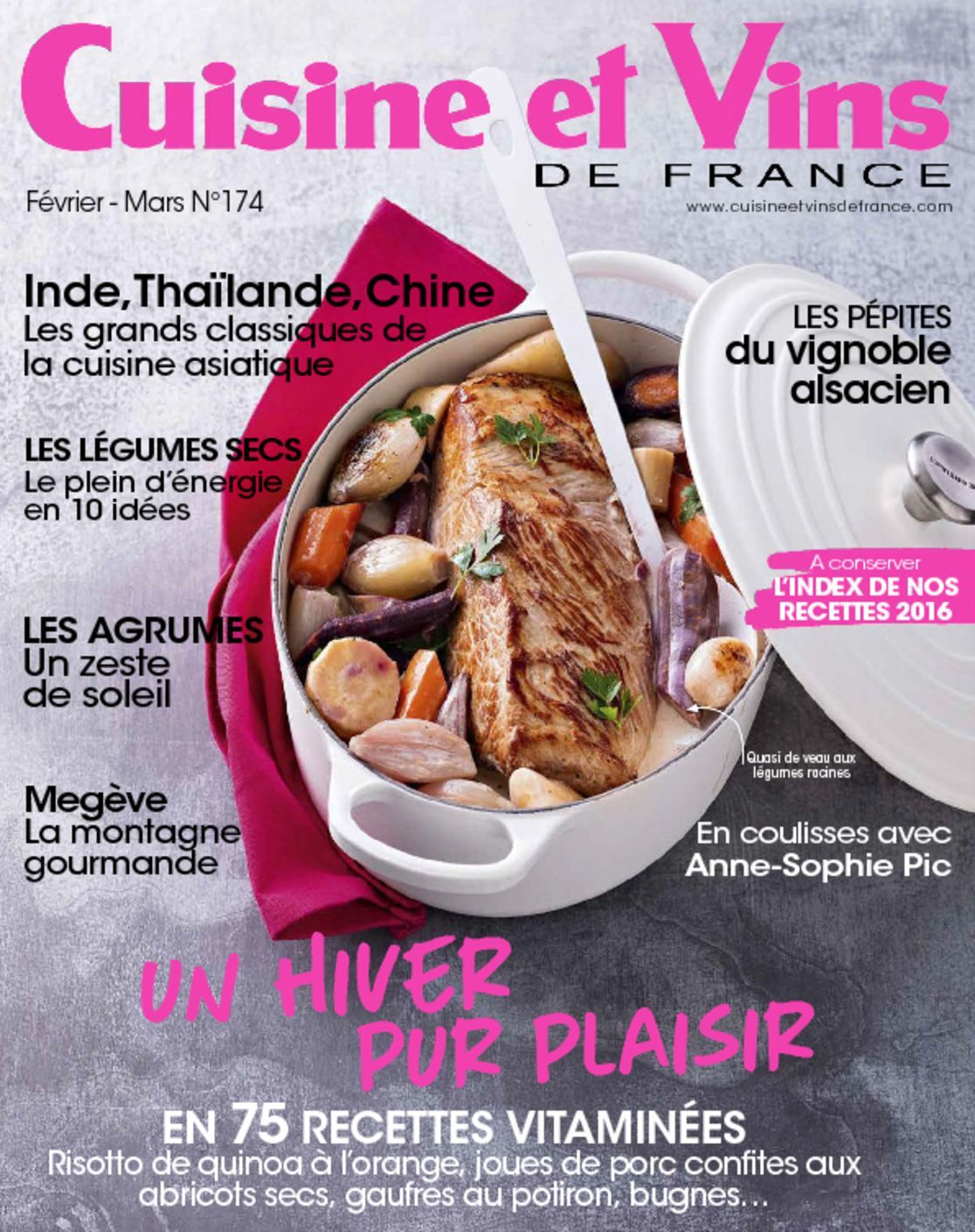 cuisine et vins de france digital magazine. Black Bedroom Furniture Sets. Home Design Ideas