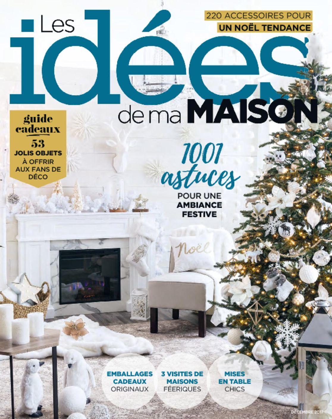 Les id es de ma maison magazine digital for Idees de ma maison