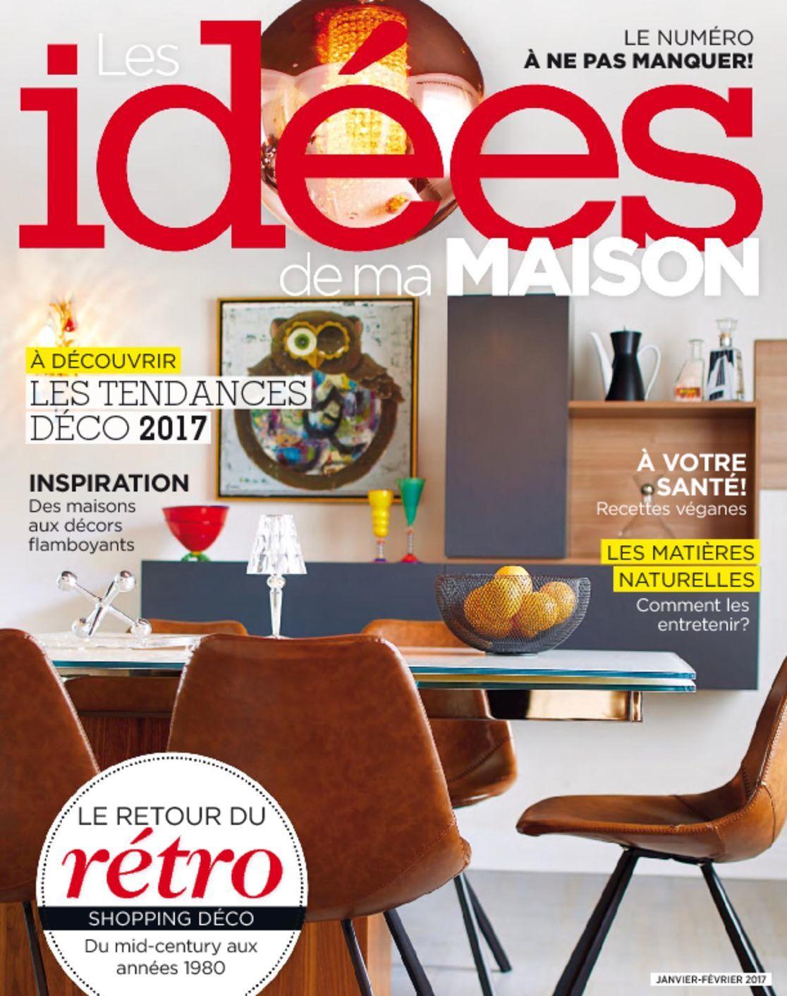 Les id es de ma maison digital magazine for Idees de ma maison magazine