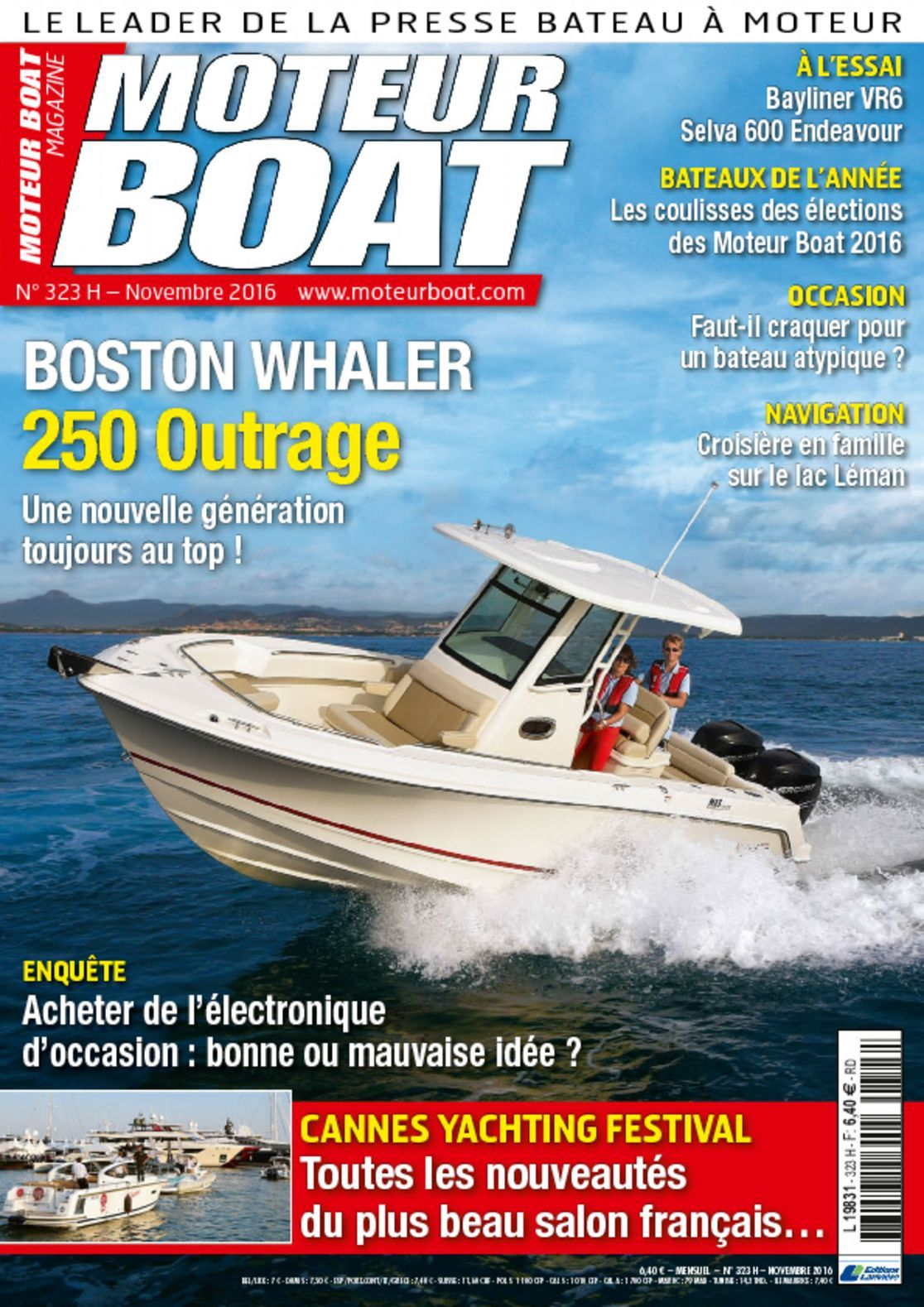 Moteur boat digital magazine for Sa fishing promo code free shipping