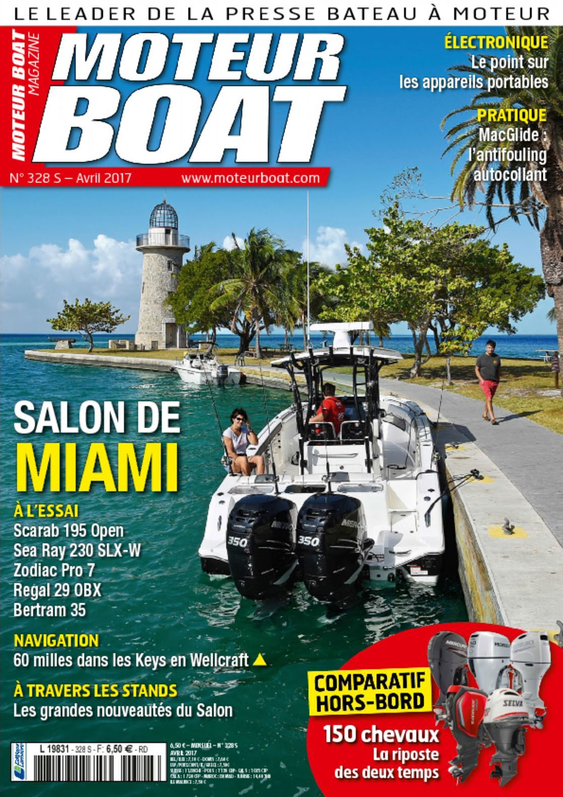 Moteur Boat (Digital)