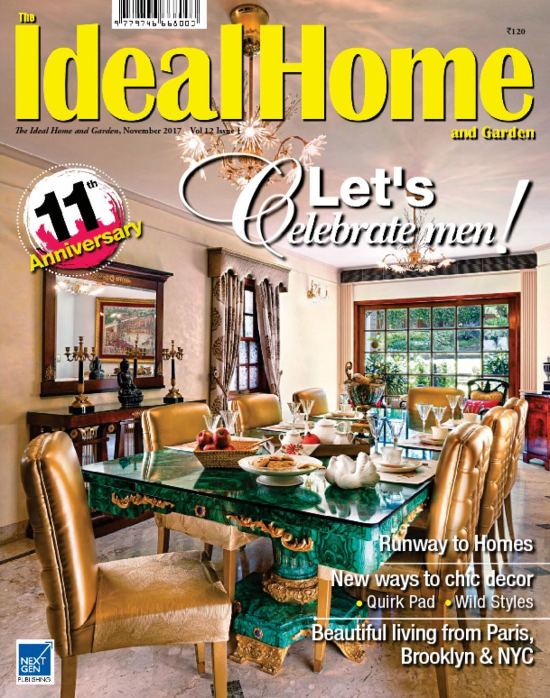 The Ideal Home and Garden Magazine (Digital ...