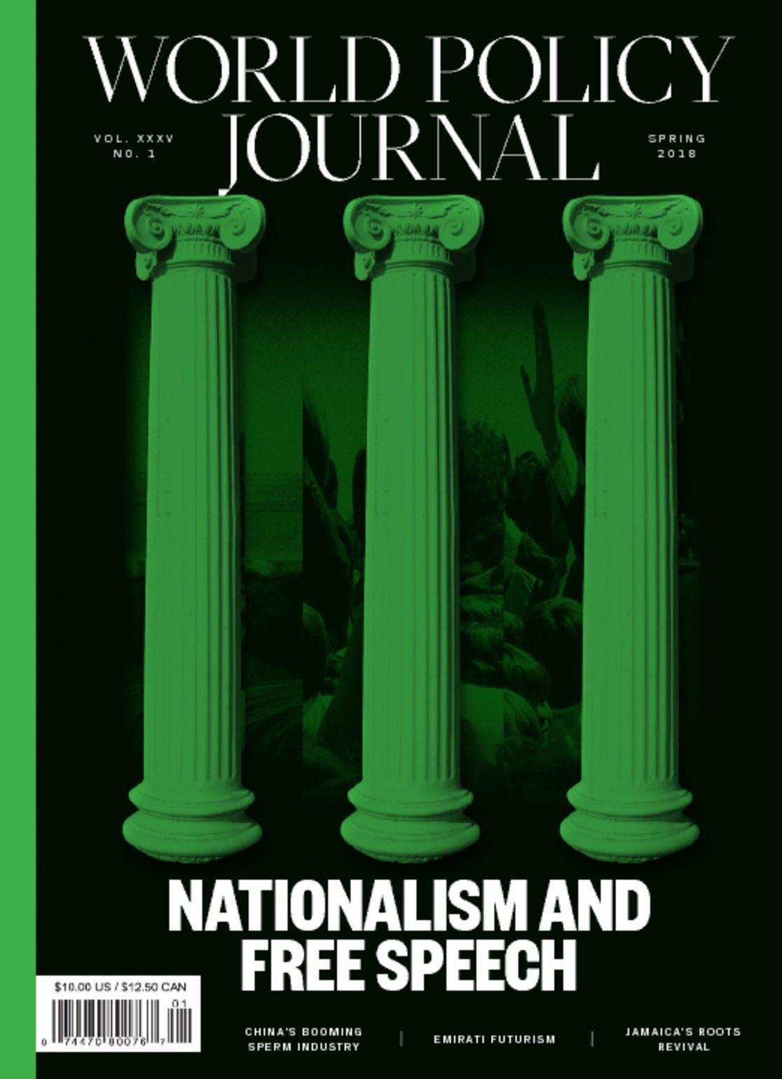 World Policy Journal Digital