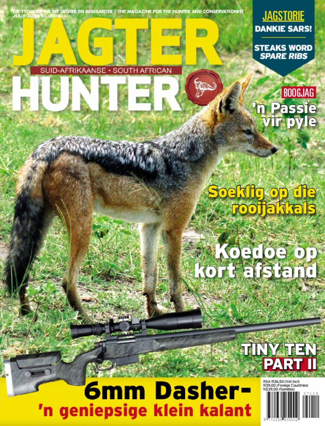 Sa hunter jagter digital magazine for Sa fishing promo code free shipping