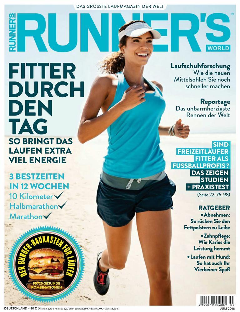 Runner's World Deutschland Digital