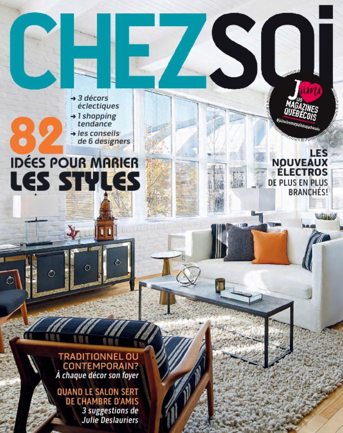 Chez soi digital magazine for Magazine decoration chez soi