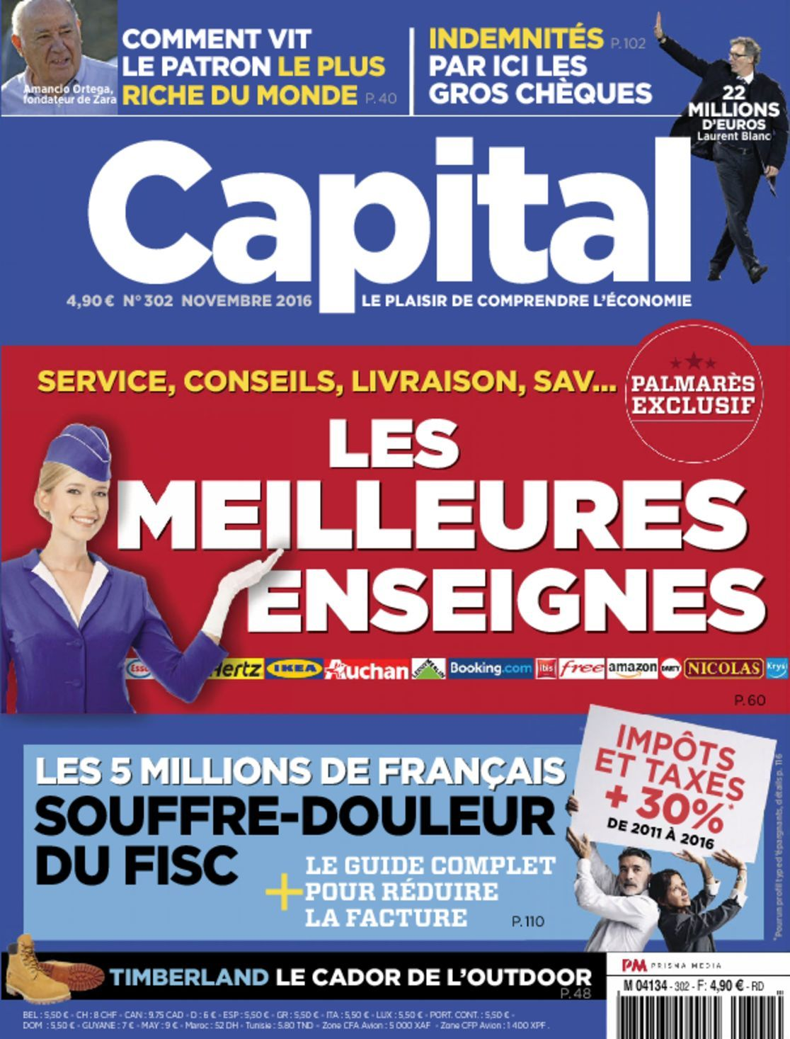 capital france digital magazine. Black Bedroom Furniture Sets. Home Design Ideas