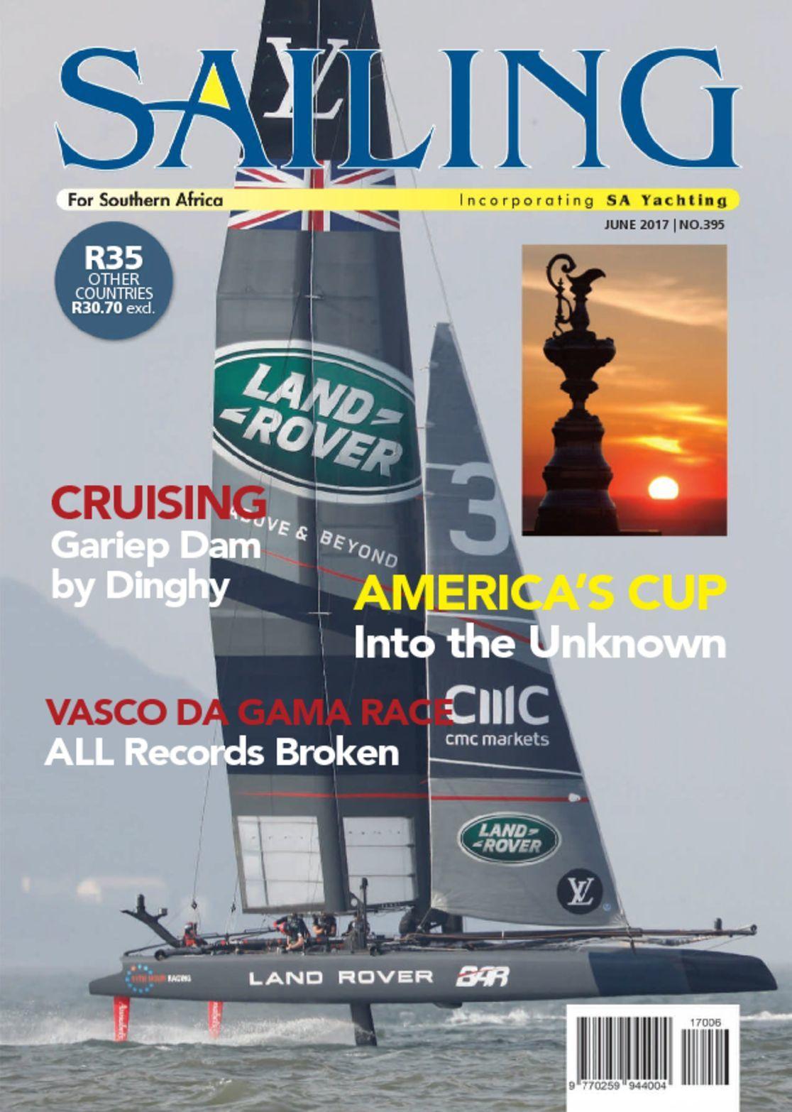 Sailing incorporating sa yachting magazine digital for Sa fishing promo code free shipping