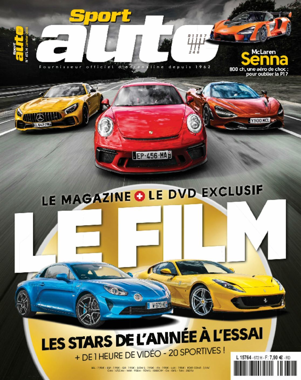 sport auto france magazine digital. Black Bedroom Furniture Sets. Home Design Ideas