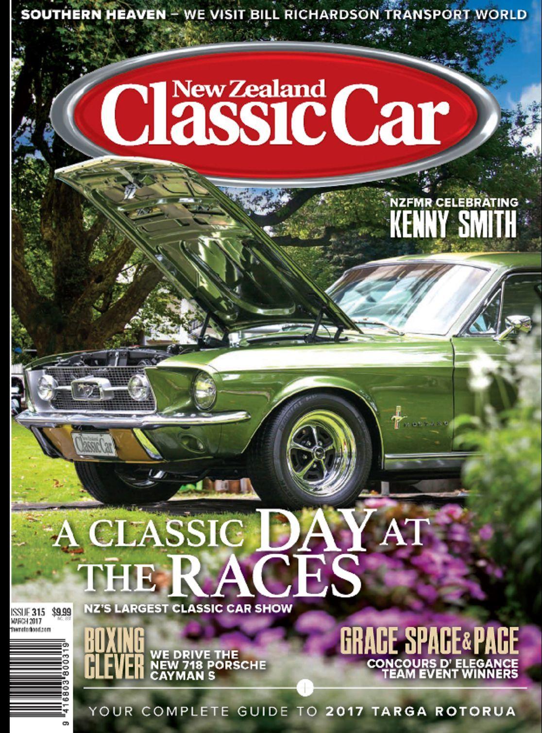 Classic Car Subscription Nz