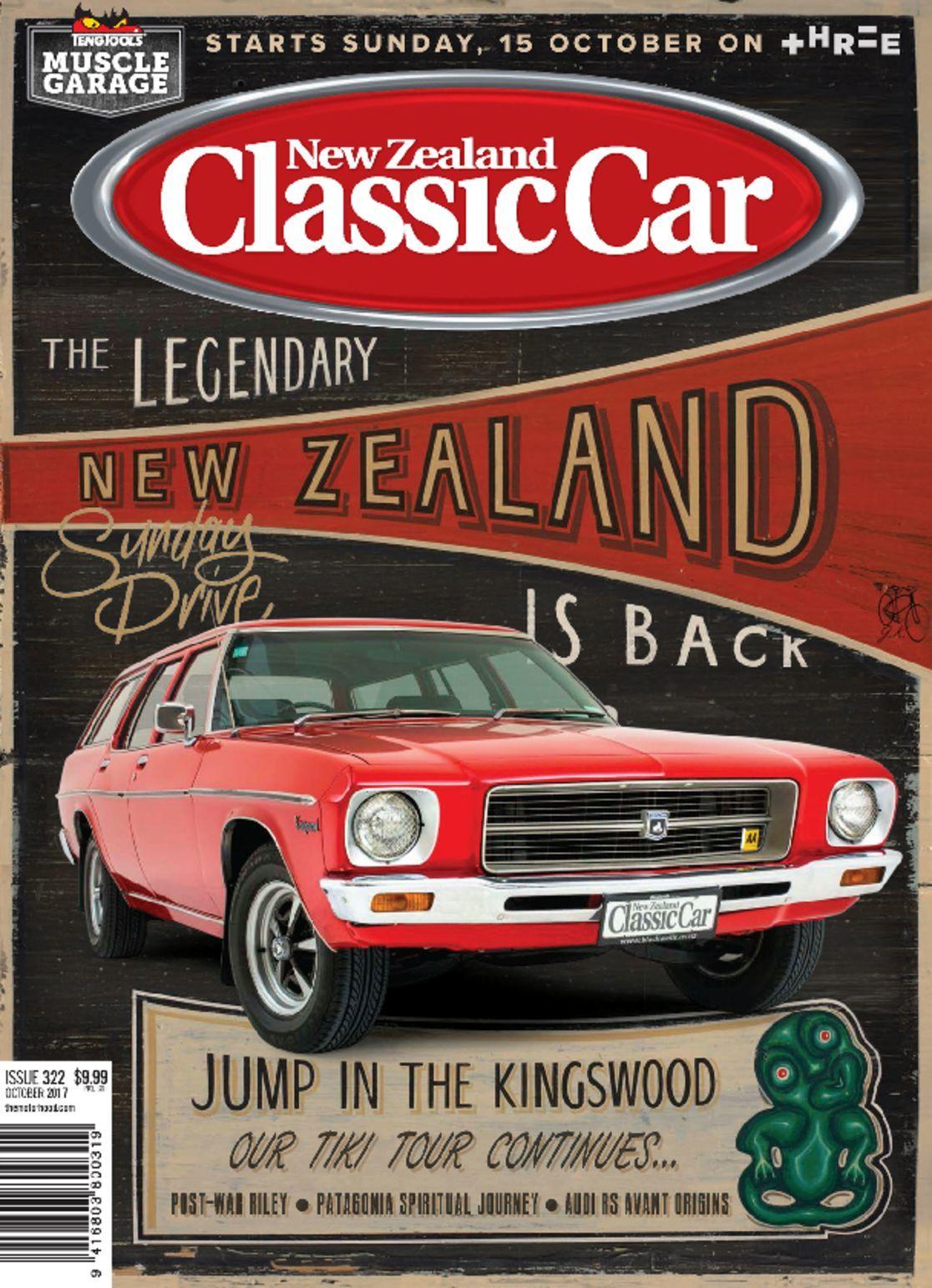 nz classic car magazine digital. Black Bedroom Furniture Sets. Home Design Ideas