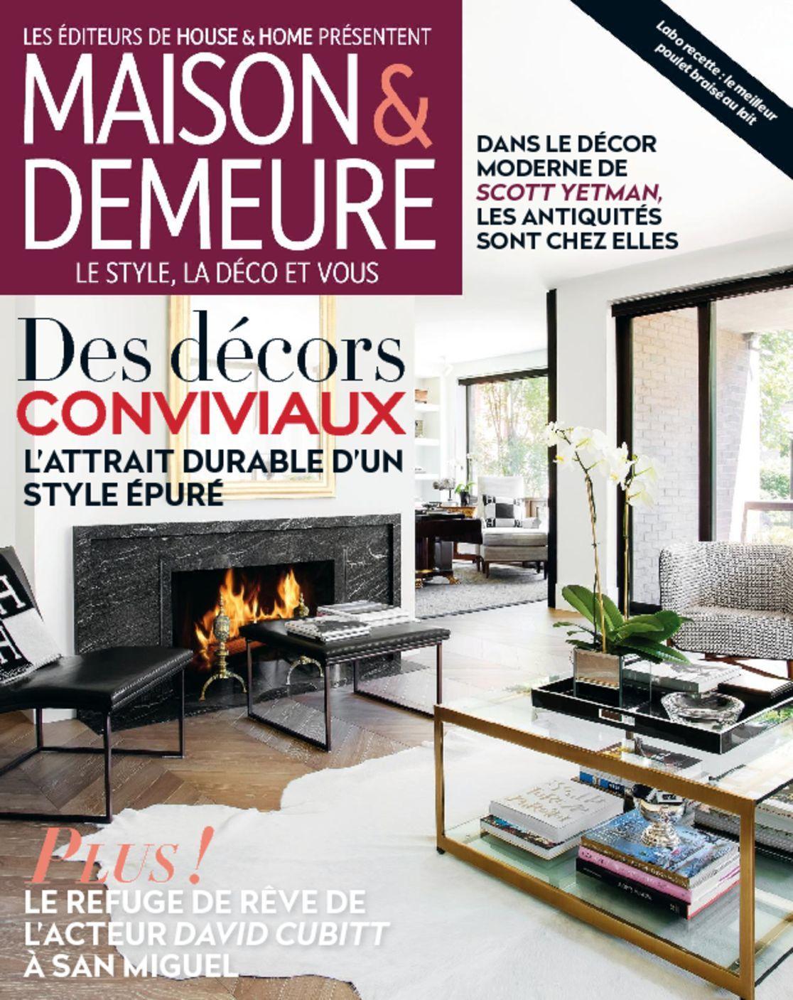 Maison demeure digital magazine - Maison demeure magazine ...