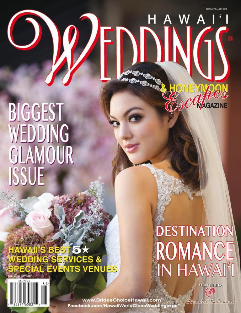 Hawaii Weddings Honeymoon Escapes Digital