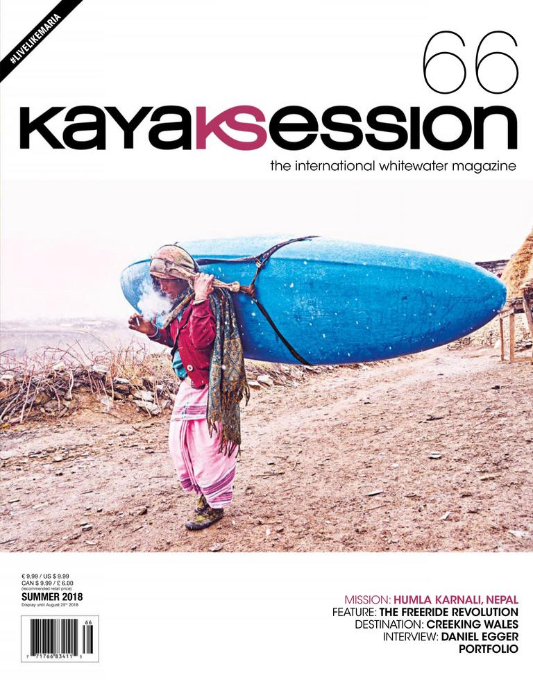 Kayak Session Digital