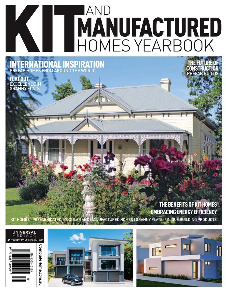 Kit Homes Yearbook Digital