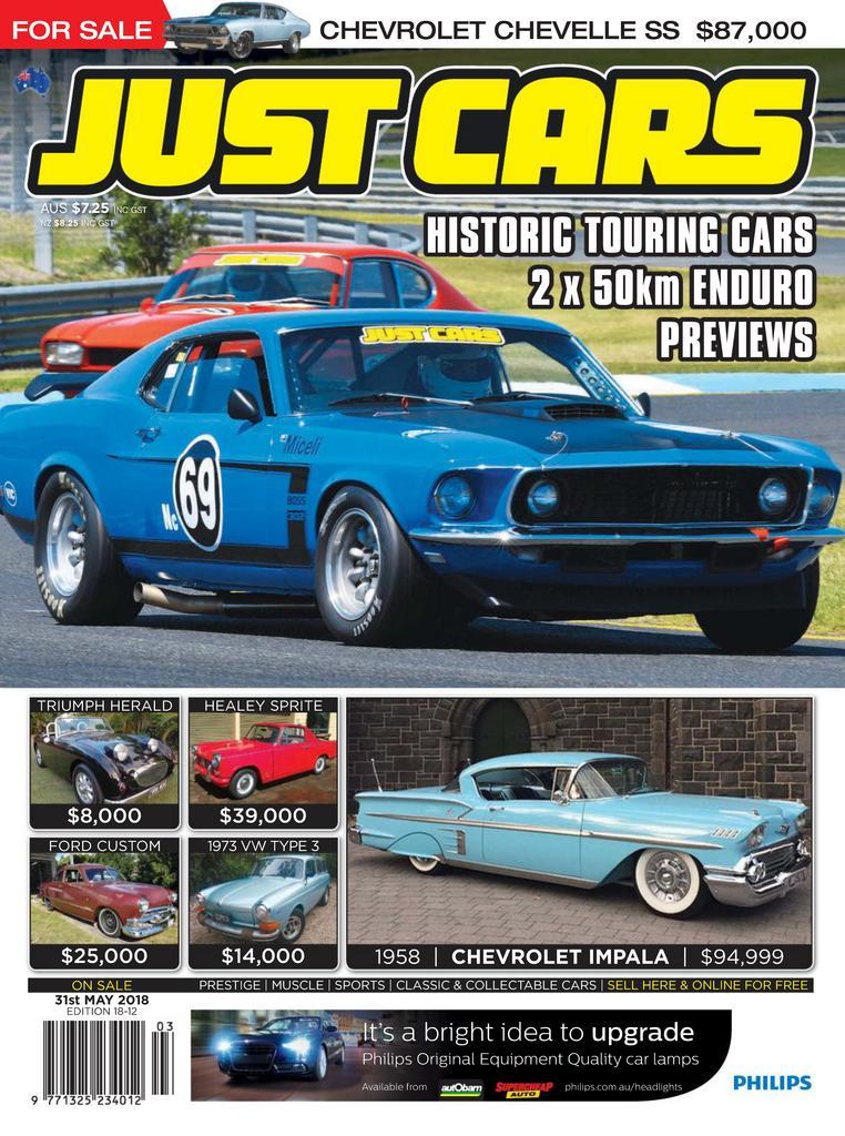Just Cars Magazine (Digital) - DiscountMags.com