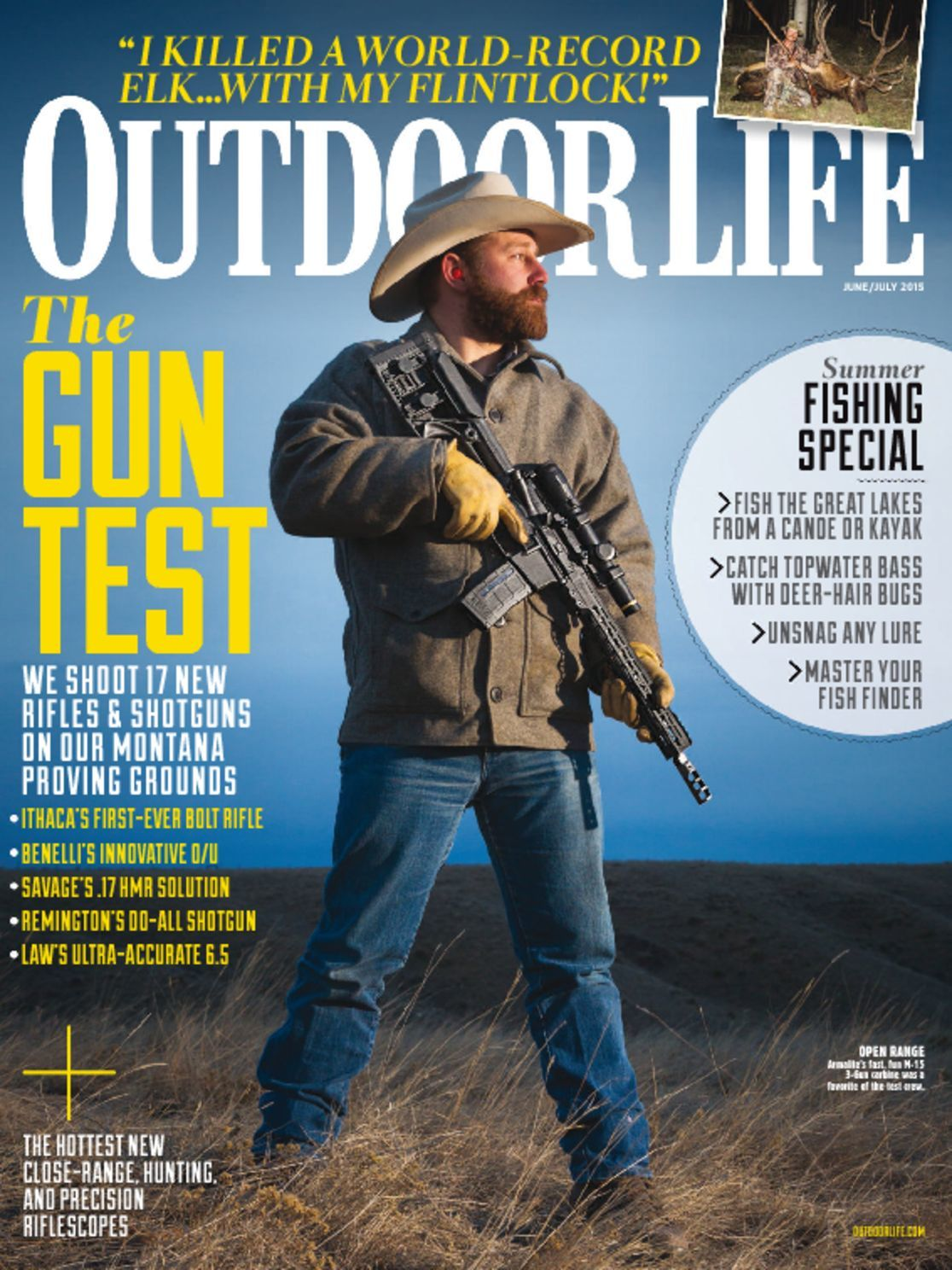 Outdoor Life Magazine   Get Your Subscription ... on Life Outdoor id=52461