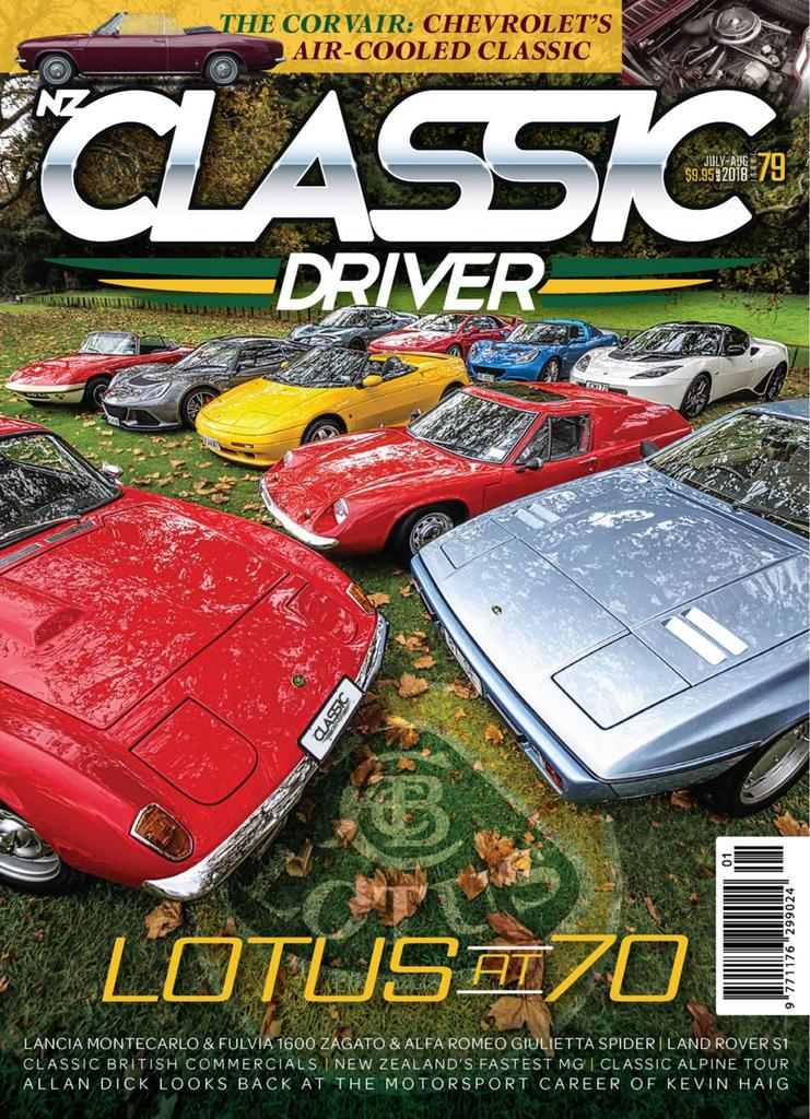Classic Driver Digital