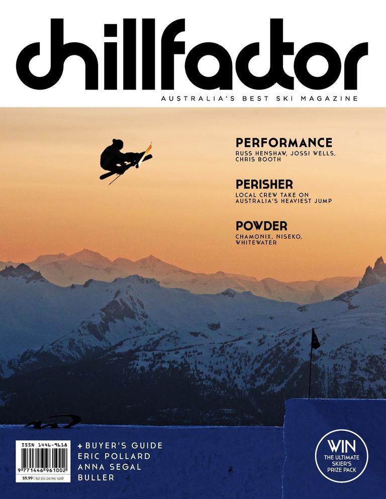 Chillfactor Ski Digital