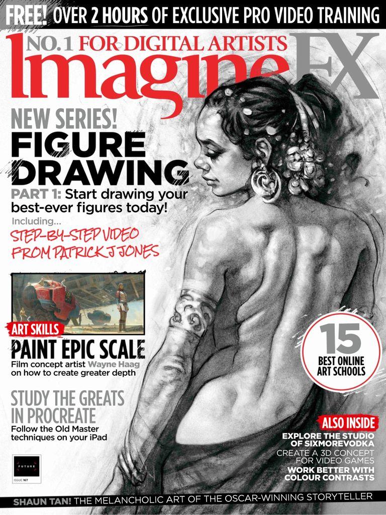 ImagineFX (Digital)