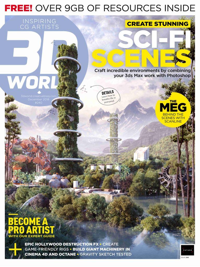 3D World Digital
