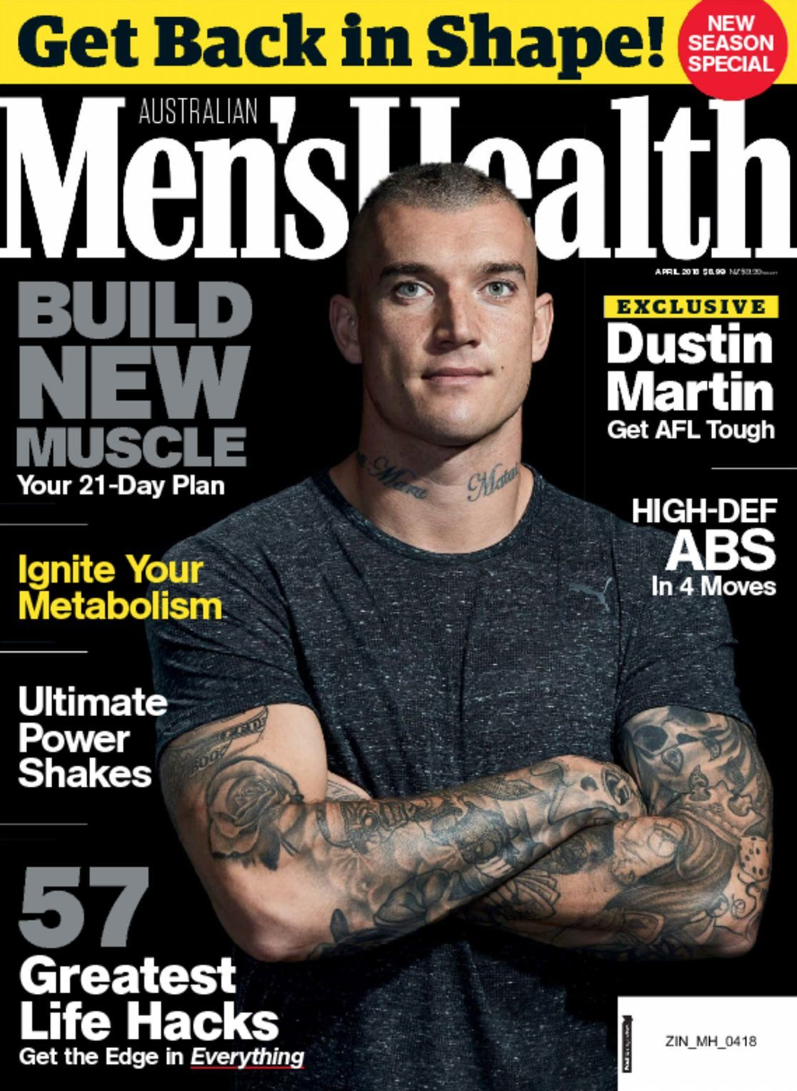 Mens Health Australia Digital