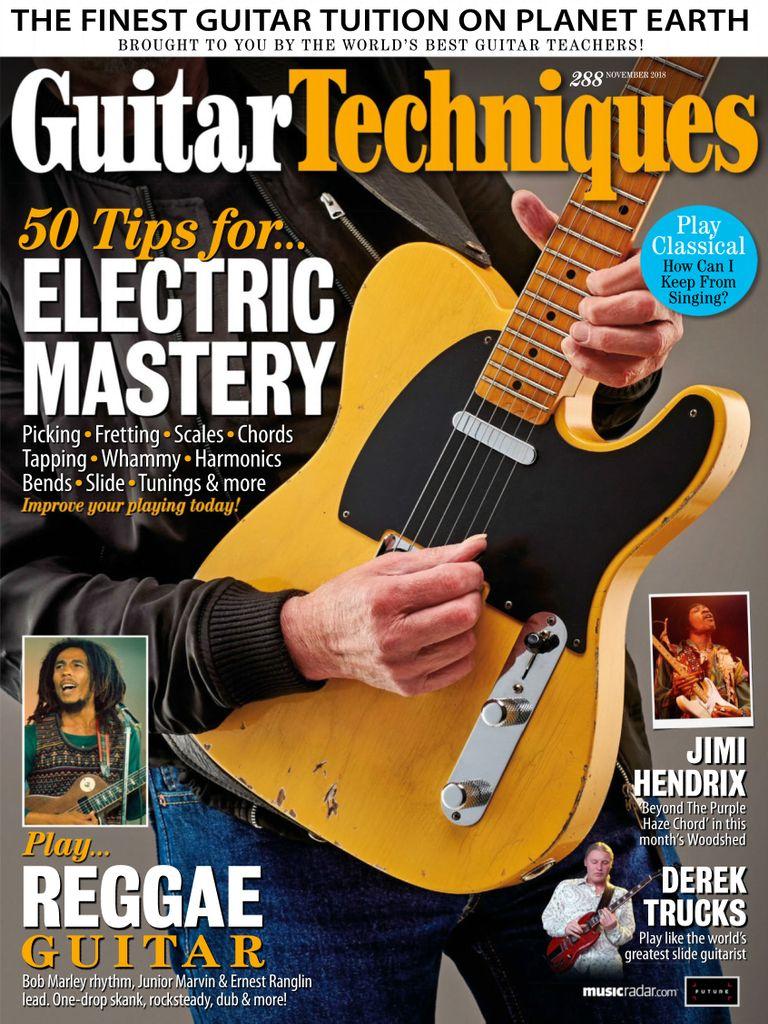 Guitar Techniques Digital