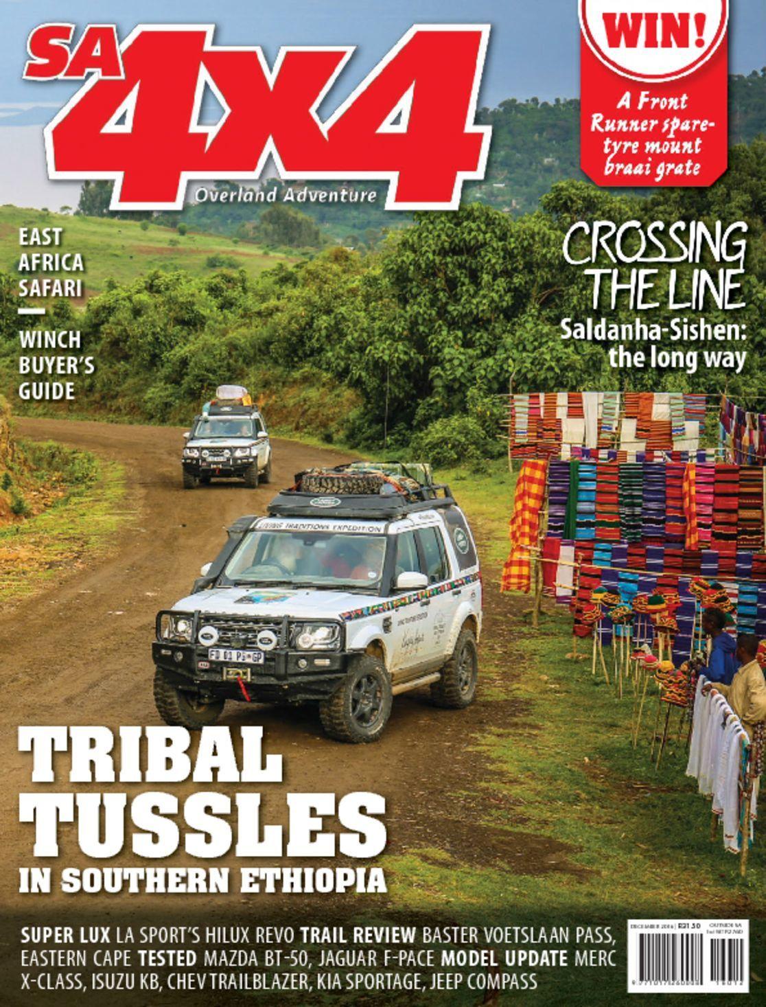 Sa4x4 digital magazine for Sa fishing promo code free shipping
