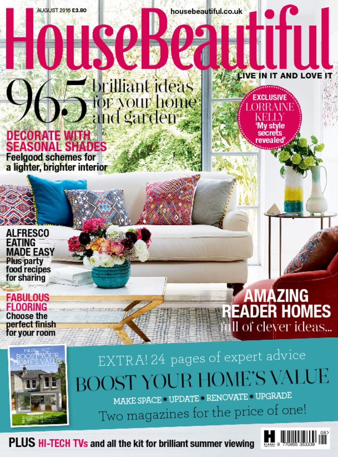 House Beautiful Uk Digital Magazine DiscountMagscom