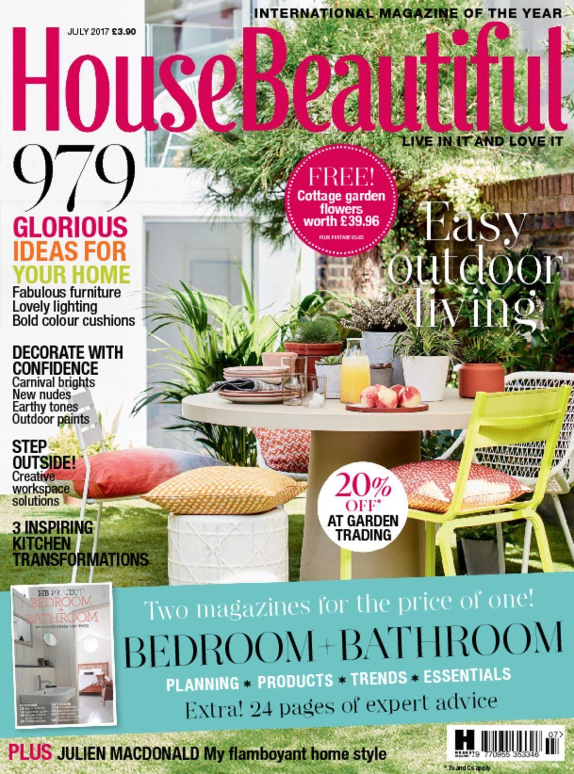 House Beautiful Magazine Subscription CA
