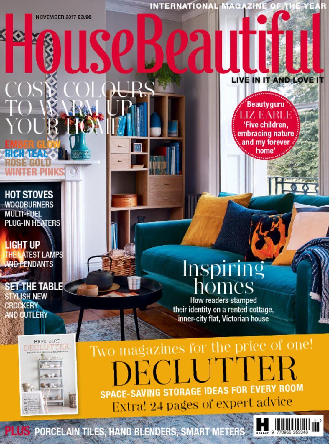 House Beautiful Uk Magazine Digital