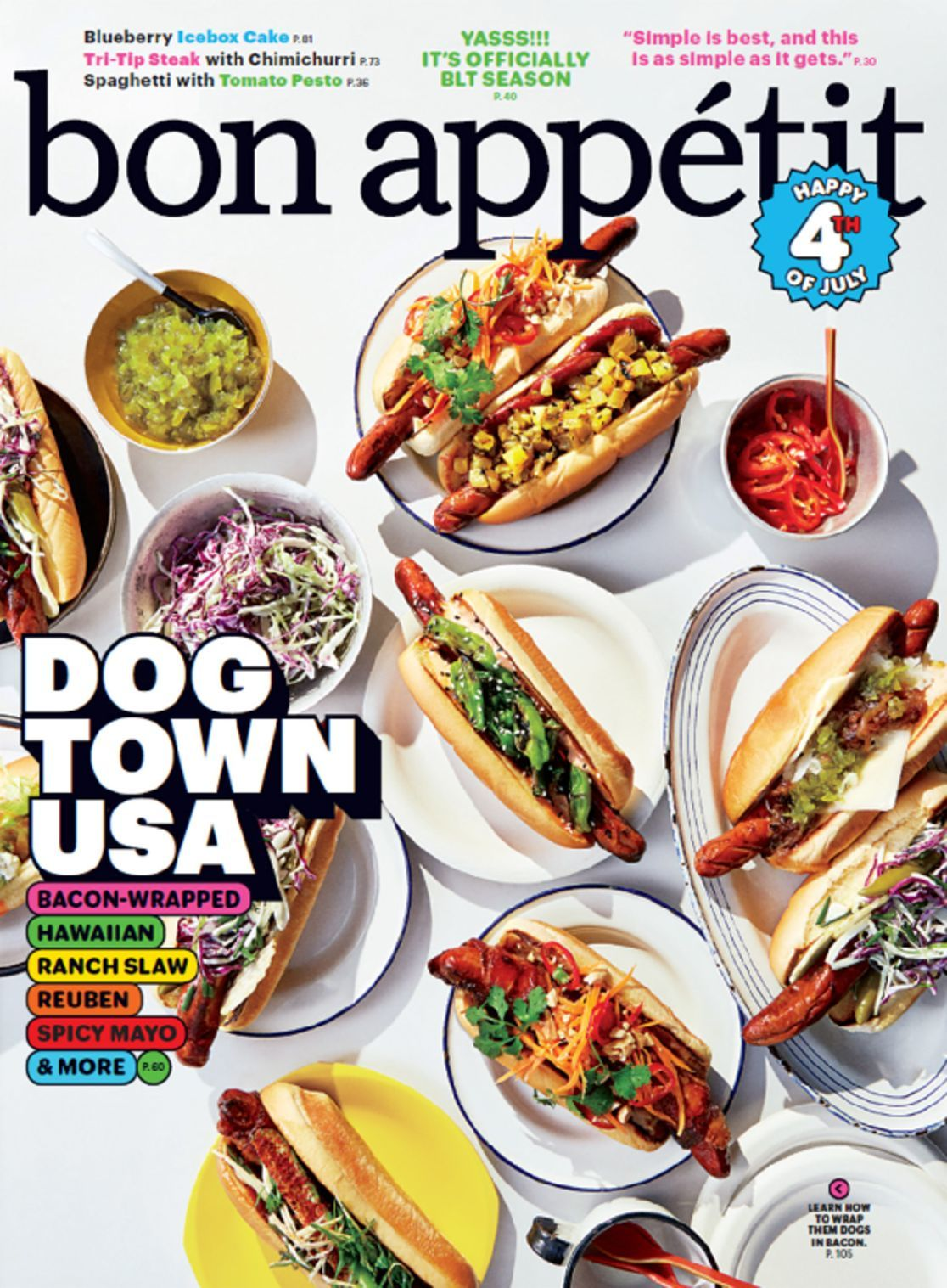 Bon Appétit shot its entire March Culture Issue with the