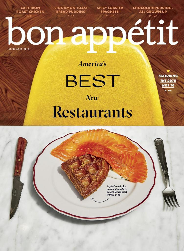 Best Value Auto >> Bon Appetit Magazine | Enjoy Your Food Everyday