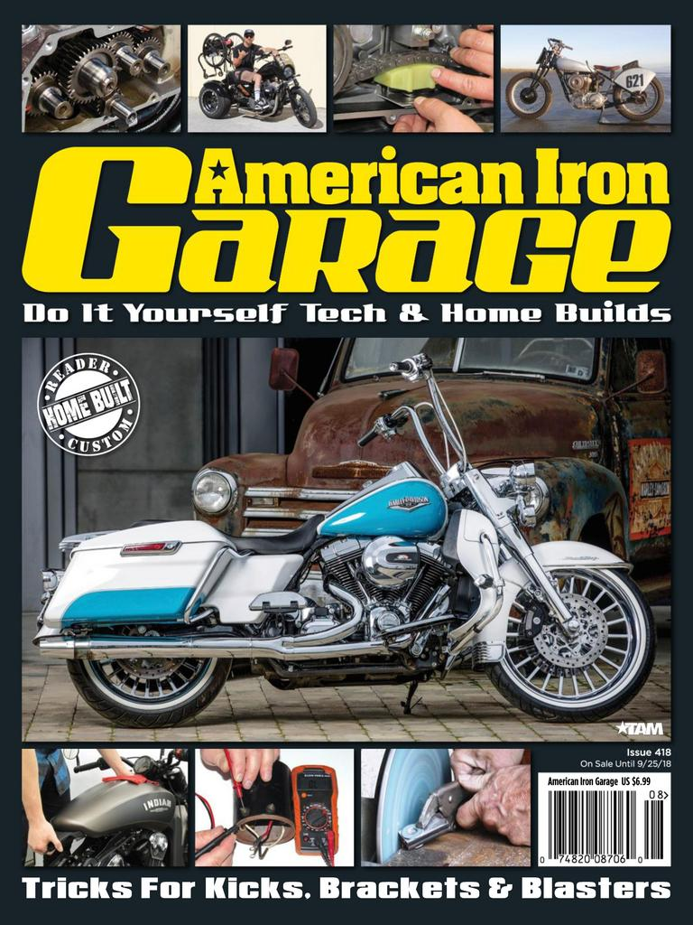 American Iron Garage Digital