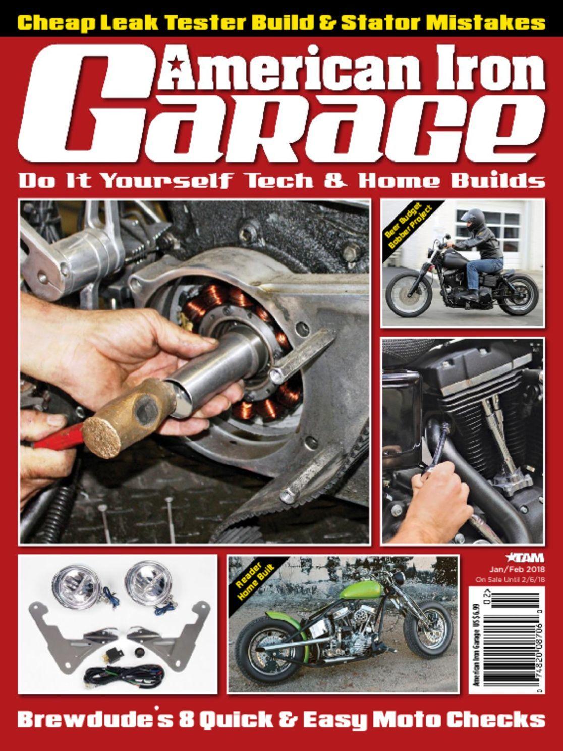 American Iron Garage Digital