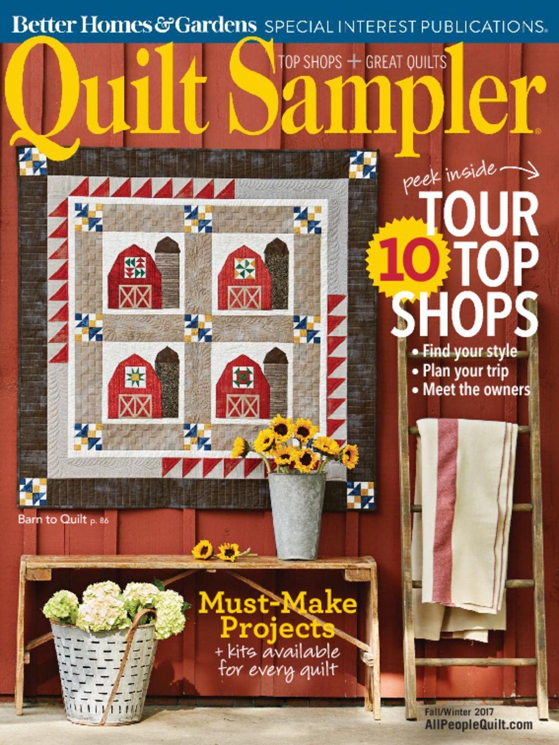 Quilt Sampler Digital