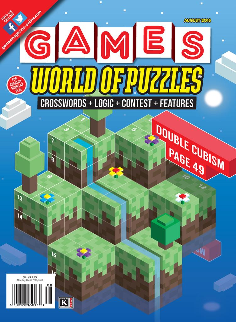 Games World of Puzzles Digital