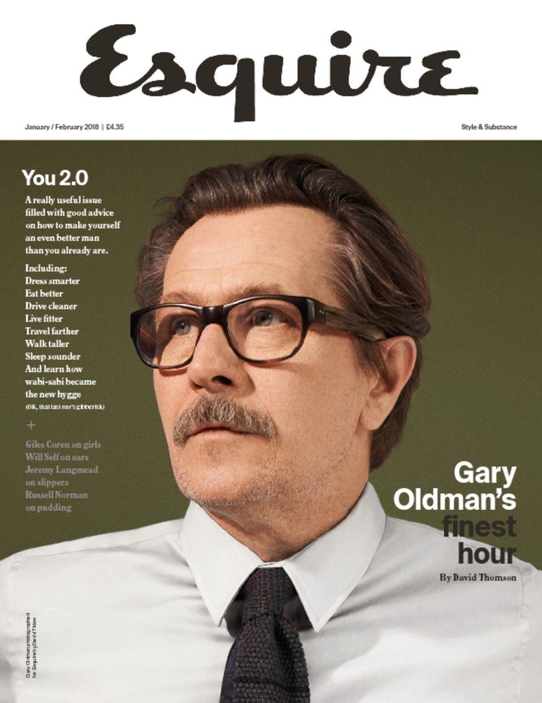 Esquire UK Digital