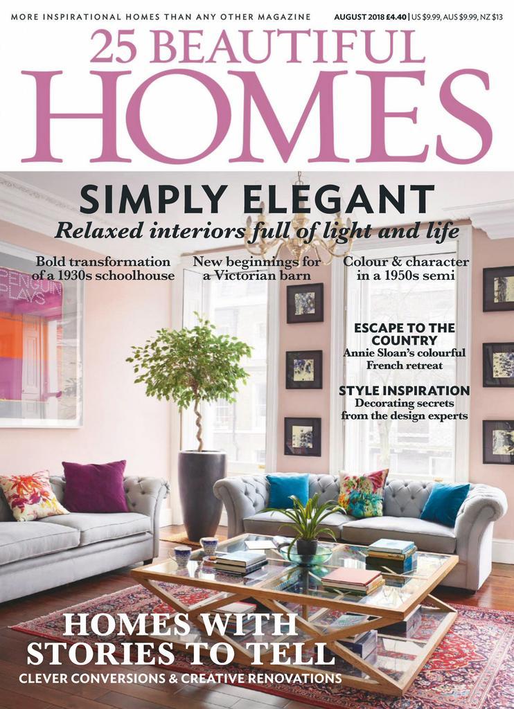 25 Beautiful Homes Digital