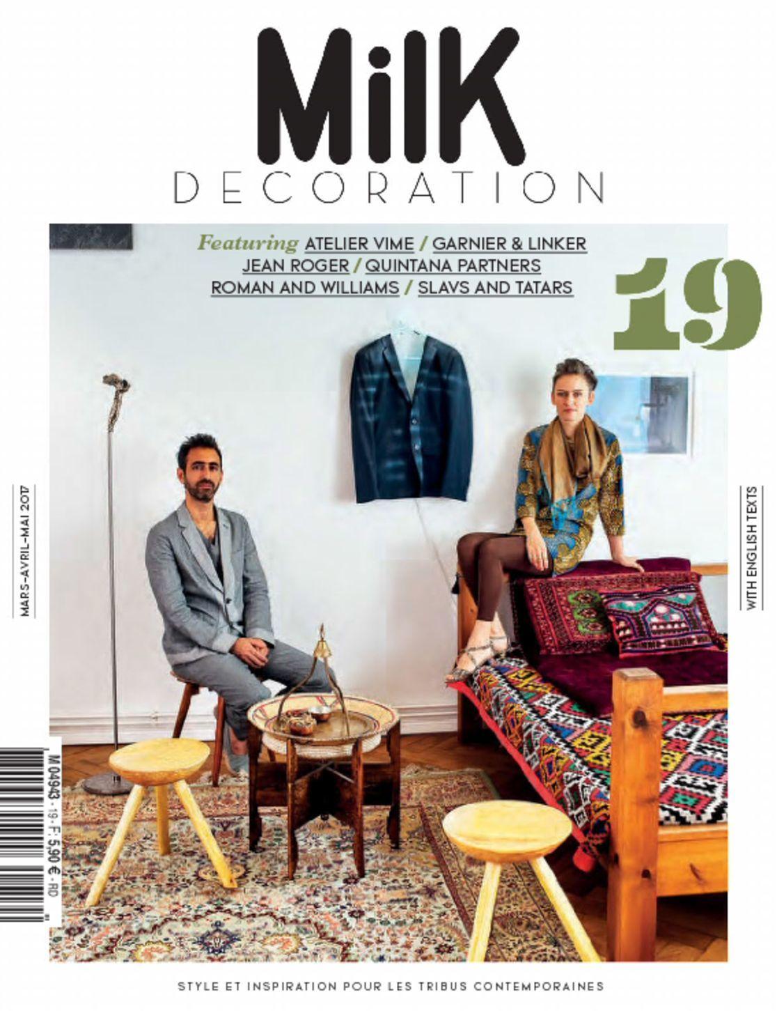 milk decoration magazine digital
