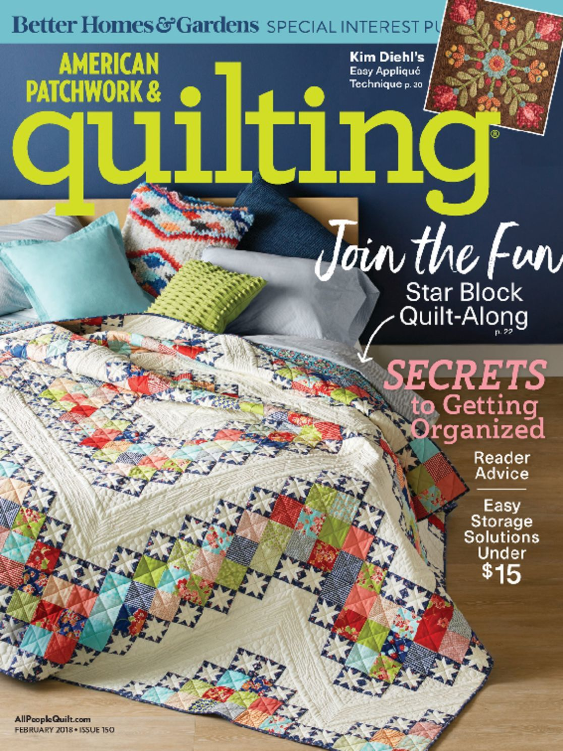 American Patchwork Quilting Digital