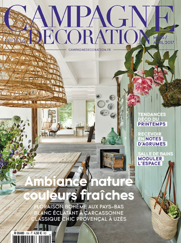 campagne d coration digital magazine. Black Bedroom Furniture Sets. Home Design Ideas