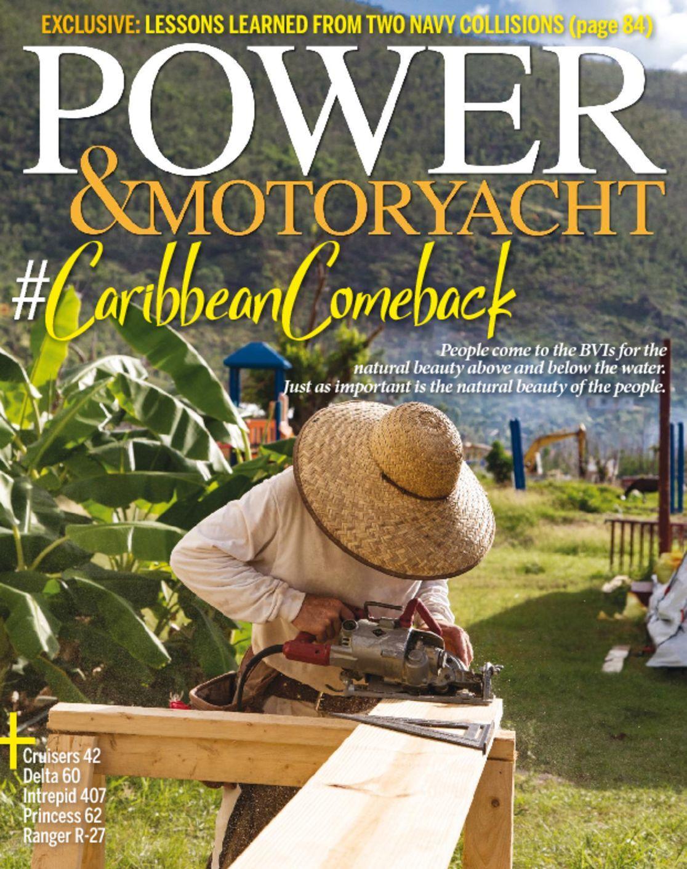 Power Motoryacht
