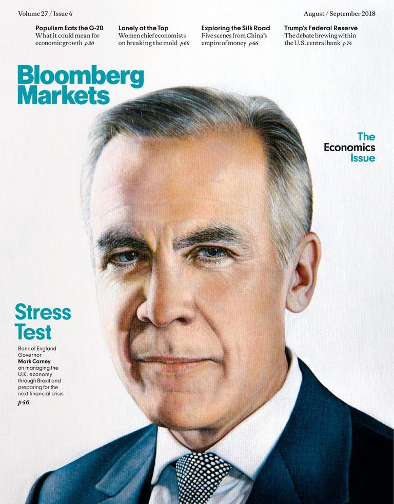 Bloomberg Markets Digital