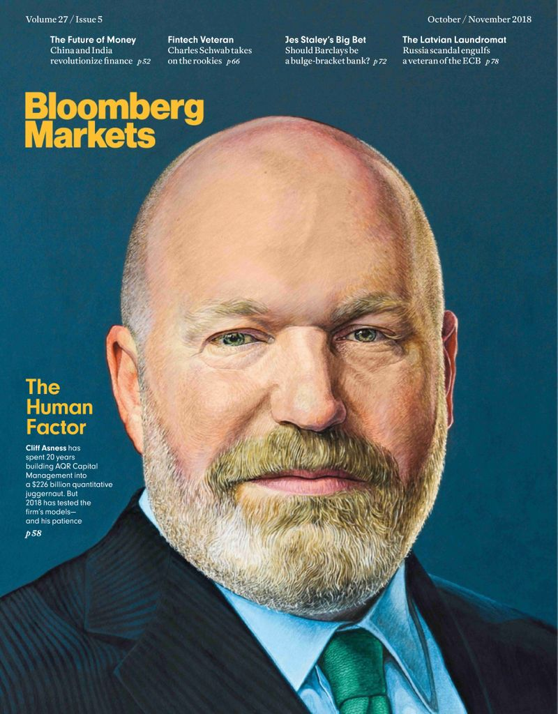 Bloomberg Markets Digital