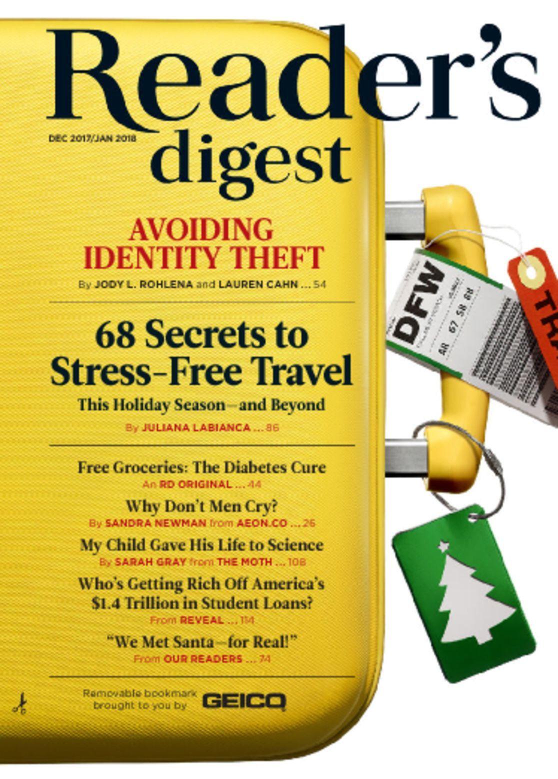 Readers Digest Large Print