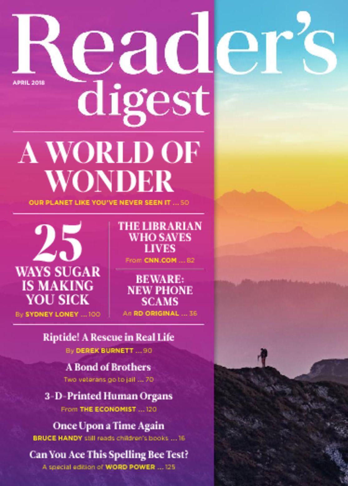 Reader U0026 39 S Digest Large Print Magazine