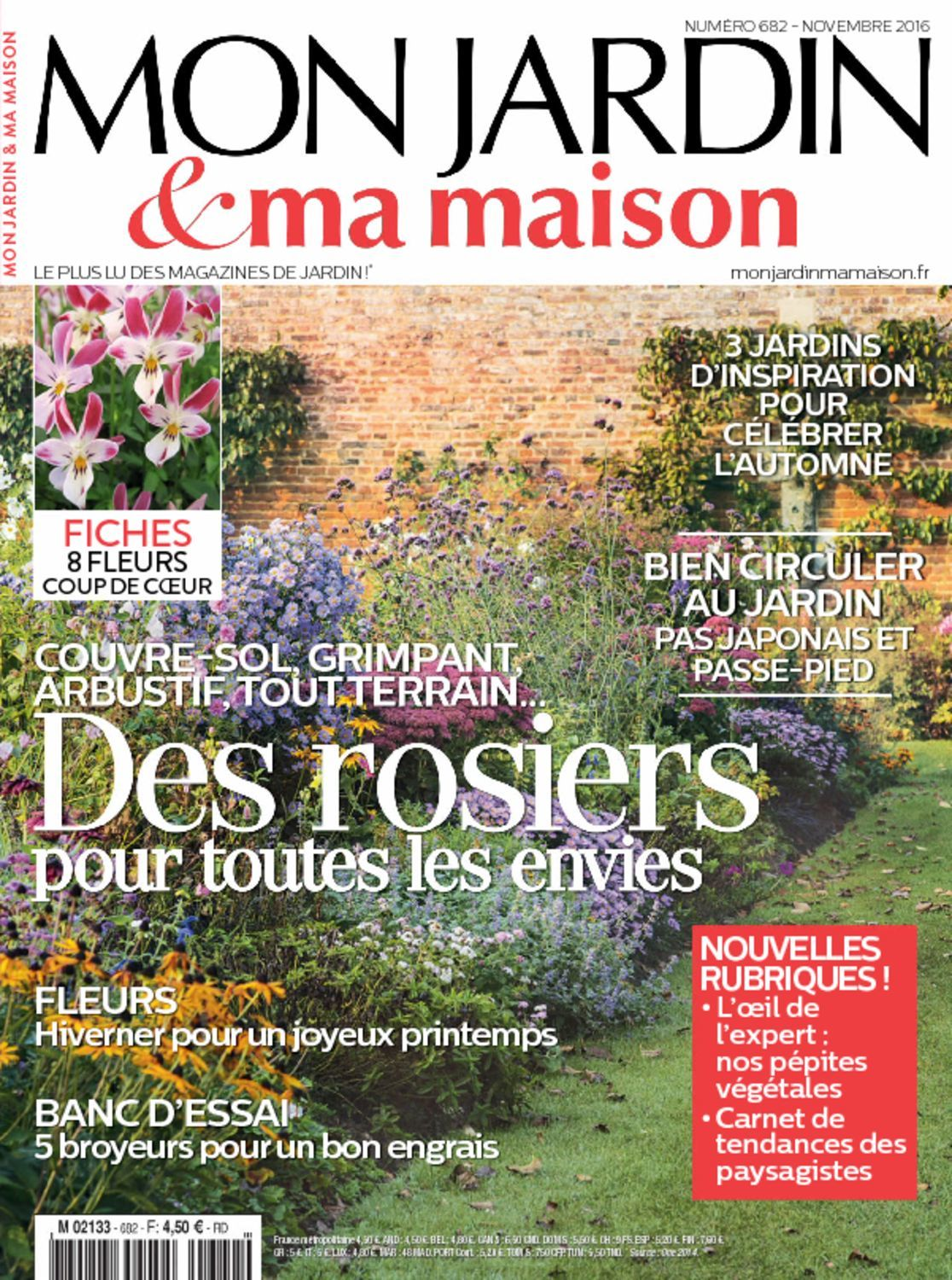 mon jardin ma maison digital magazine. Black Bedroom Furniture Sets. Home Design Ideas